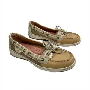 Sperry Top Sider Angelfish Stripe Boat Shoes